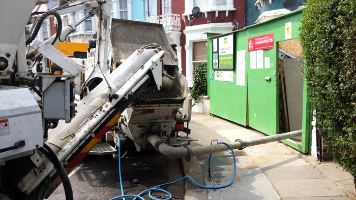 Concrete Pump Hire from 365 Concrete