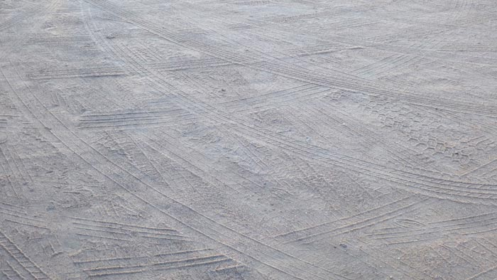 Flowable Screed on a flat surface by 365 Concrete