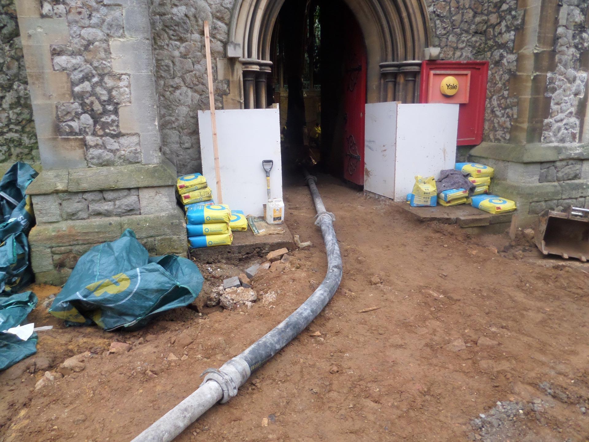 365 Concrete Pump Hire Service